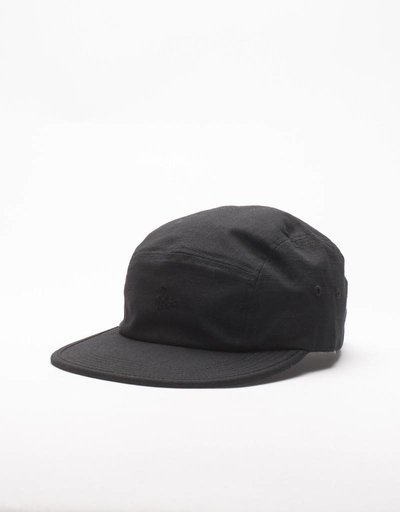 Parra Signature Ripstop Volley Cap Black