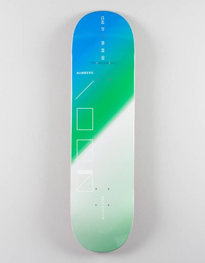 "Numbers Koston Edition 1 8,2"" Deck"