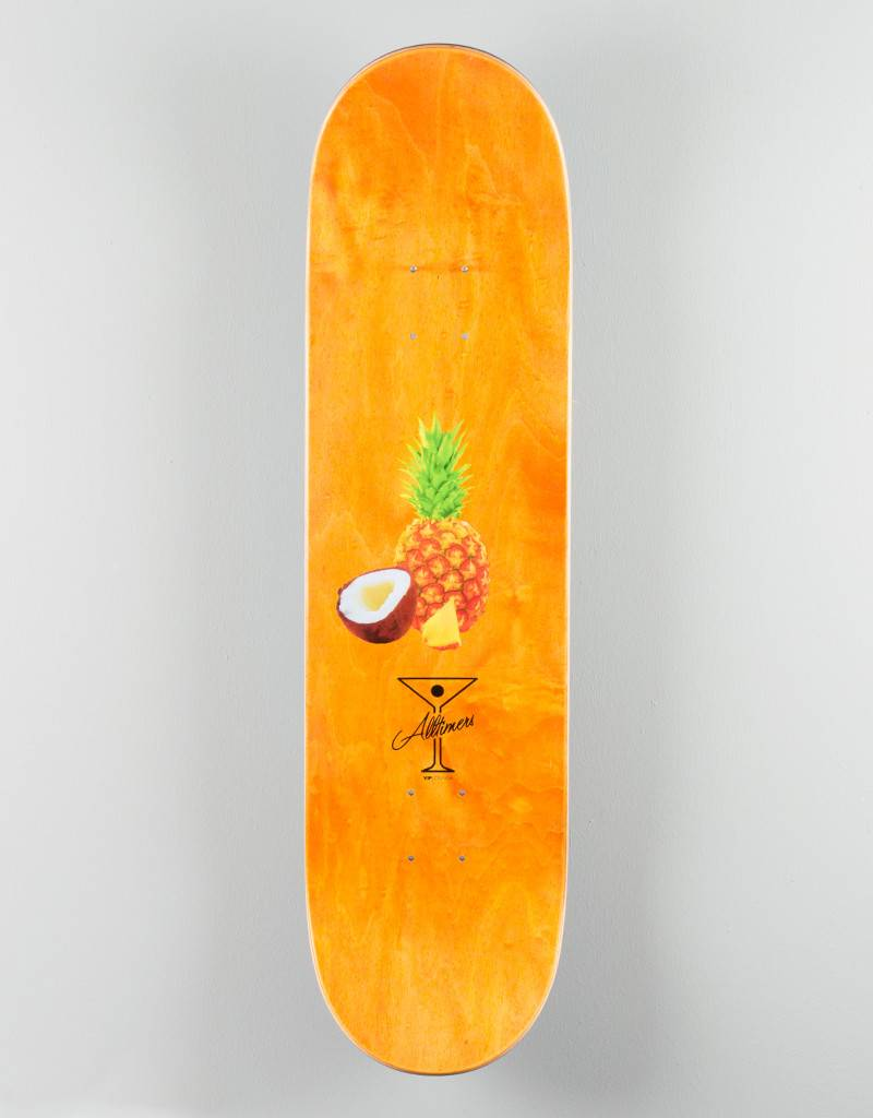 Alltimers Zered Bassett Pina Deck 8,3""