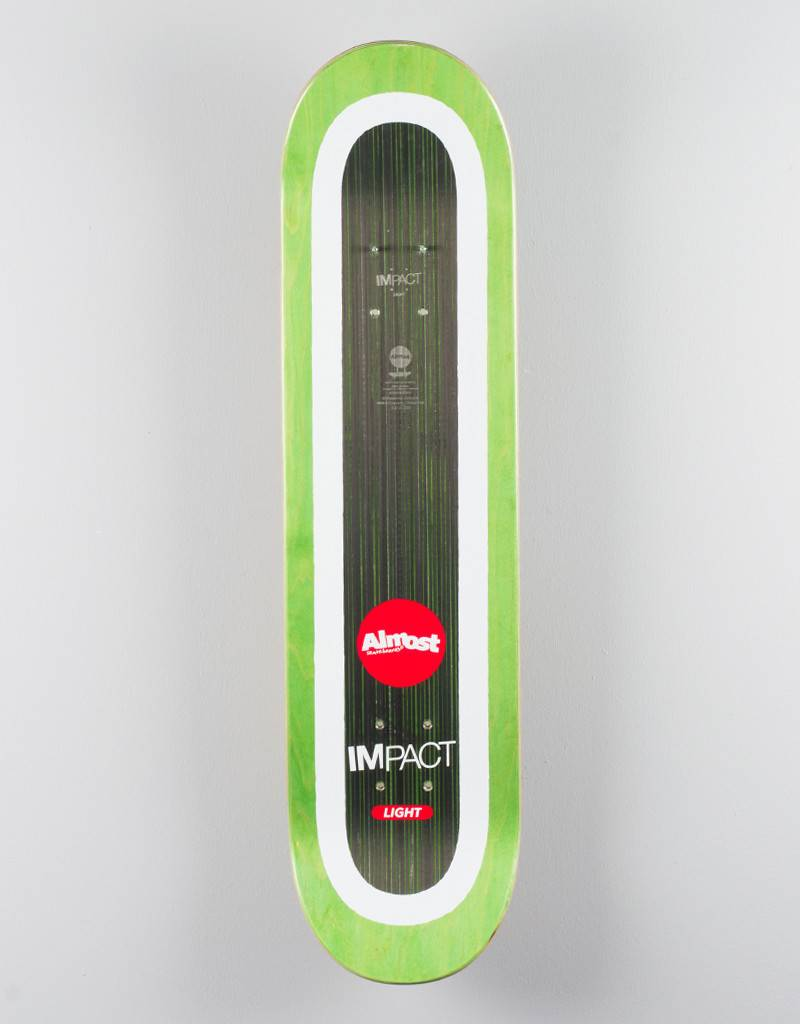 Almost Youness Lady Pablo Impact Light Deck 8,0""