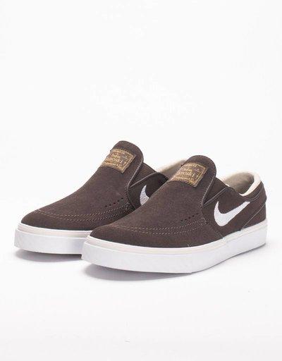 Nike Stefan Janoski Slip On Copper/Gold