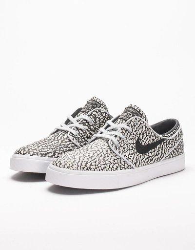 Nike Stefan Janoski Elite 'Road' Pure Platinum/Black/White