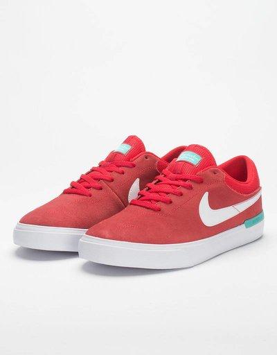 Nike Koston Hypervulc University Red/White