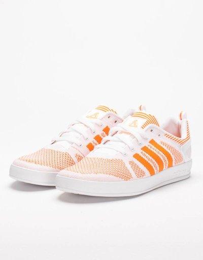 adidas PALACE Pro Primeknit White/Bright Orange