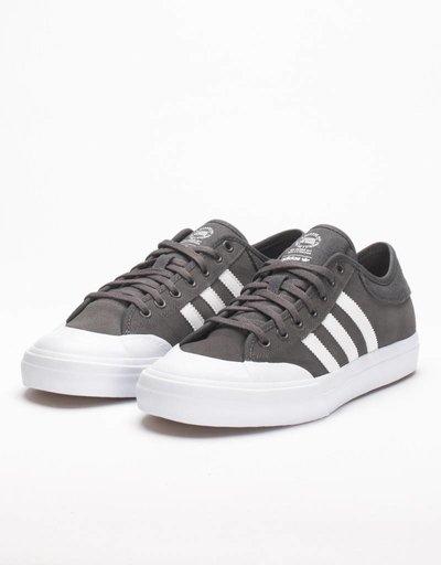 adidas Matchcourt Solid Grey/White
