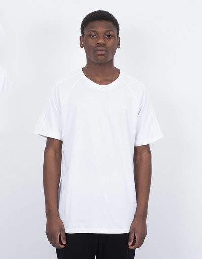 Adidas California 2.0 T-Shirt White