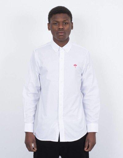 Helas Classic Longsleeve Shirt White