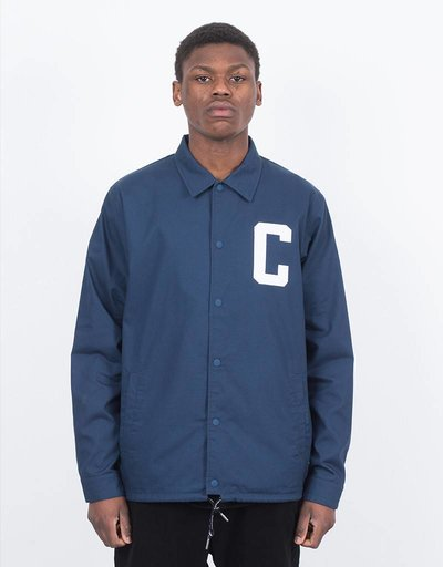 Carhartt Penn LT Cotton Jacket Cotton Blue