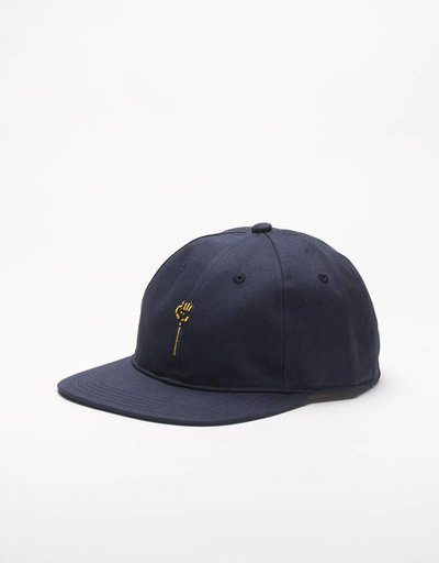 adidas x Hardies Sixpanel Cap Navy