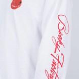 Becky longsleeve T-shirt white