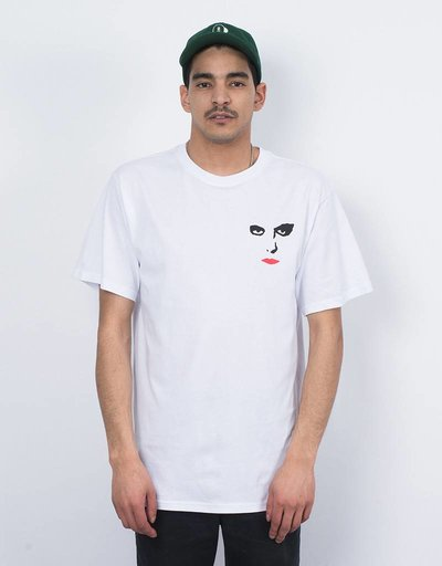 Ben G x Order Red Lipstick T-Shirt White