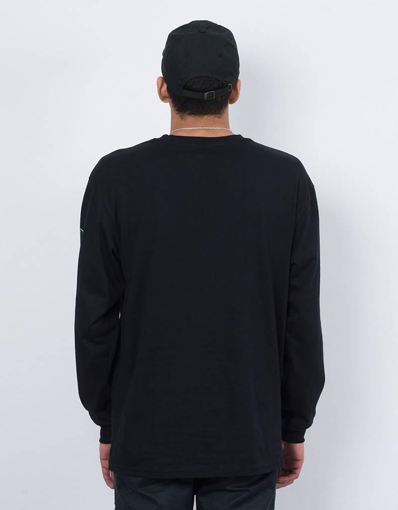 Ben G x Order Glitch Longsleeve T-Shirt Black