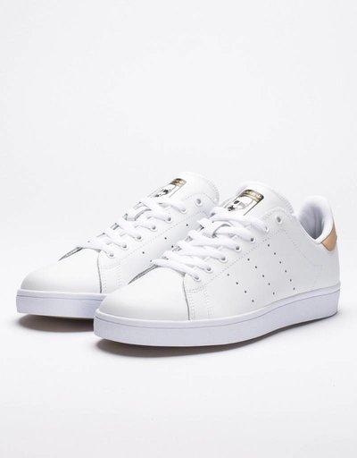 Adidas Stan Smith Vulc White/Tan
