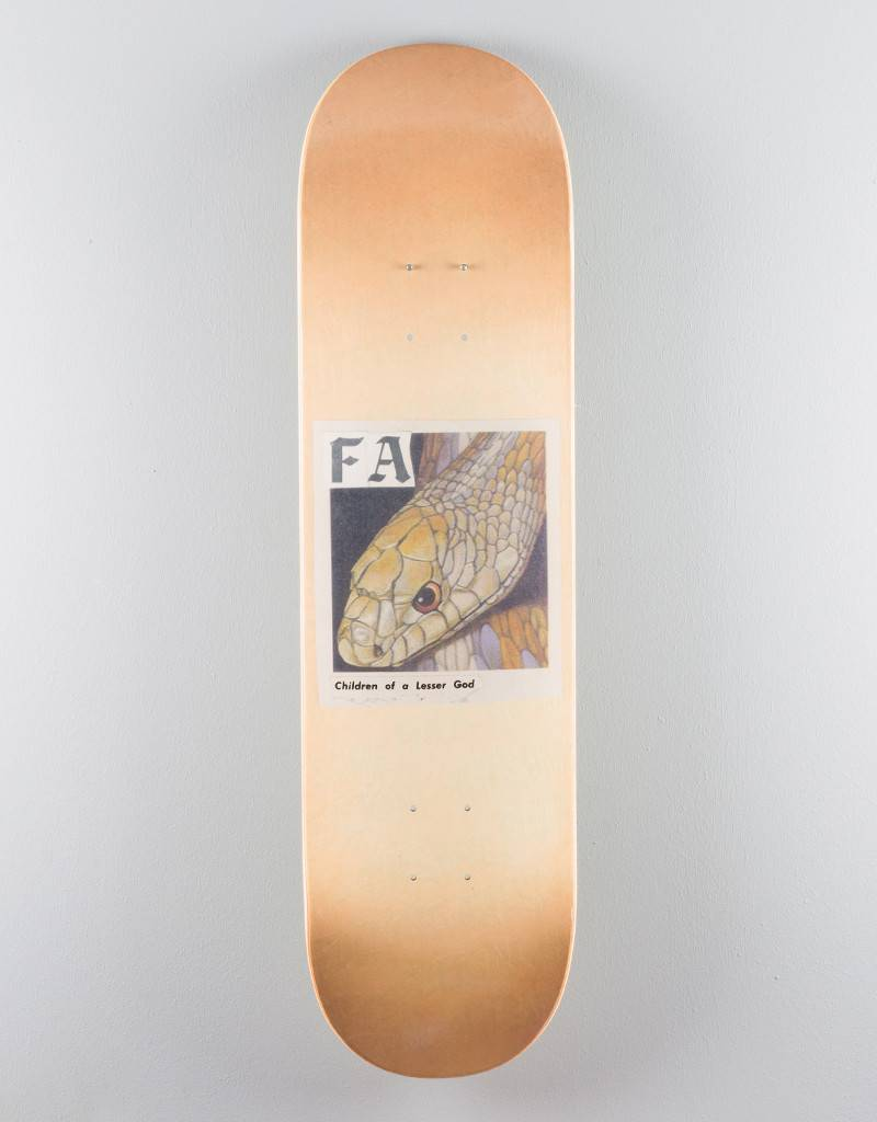 "Fucking Awesome Children Of A Lesser God 8,25"" Deck"