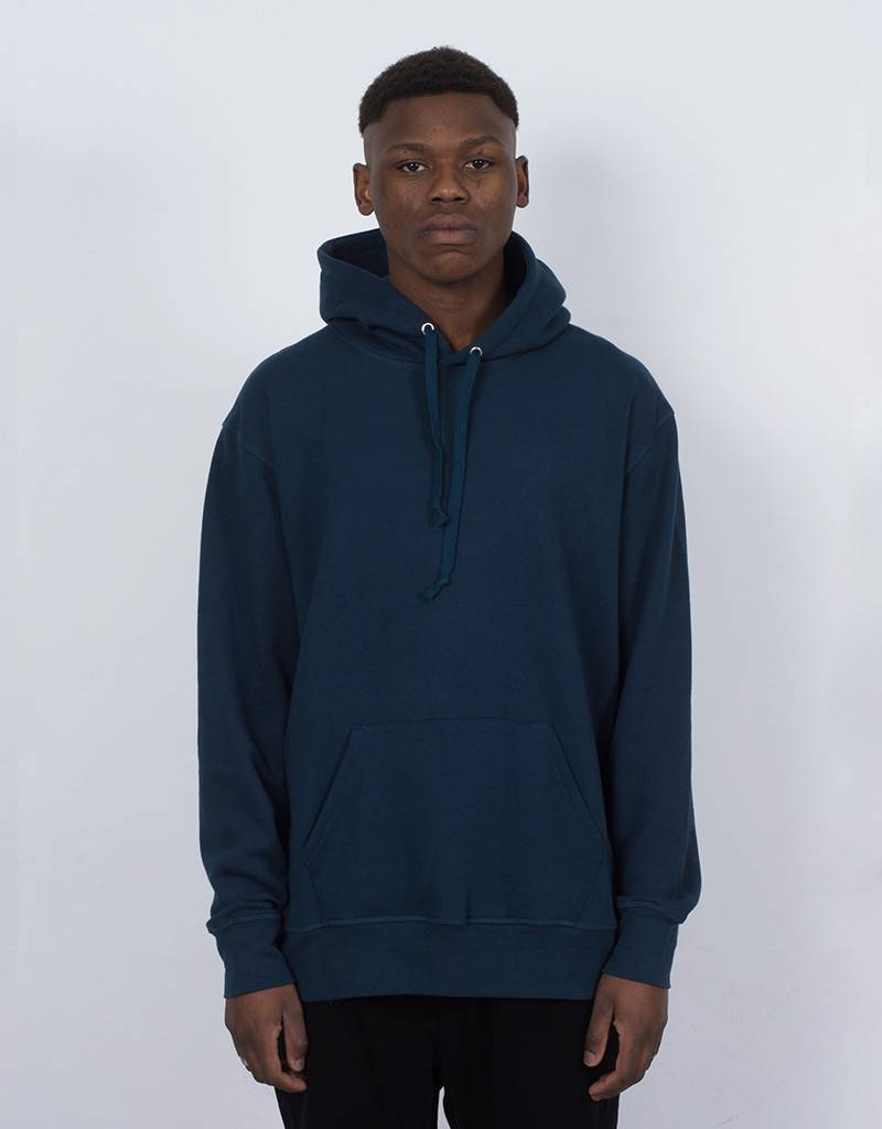 Fucking Awesome Logo Hoodie Navy