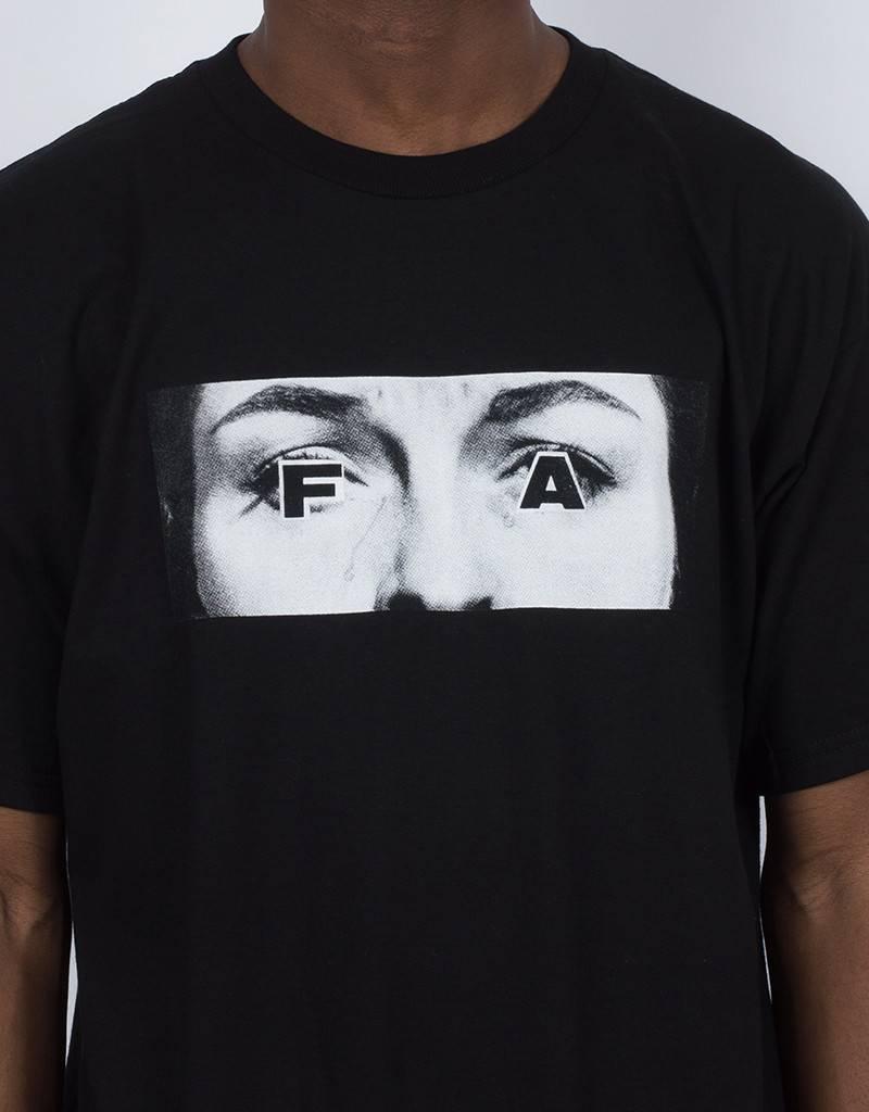 Fucking Awesome Eyes T-Shirt Black