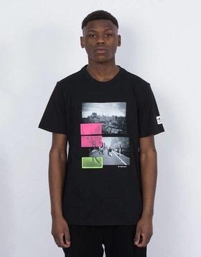 adidas Skateboarding adidas ari T-shirt black