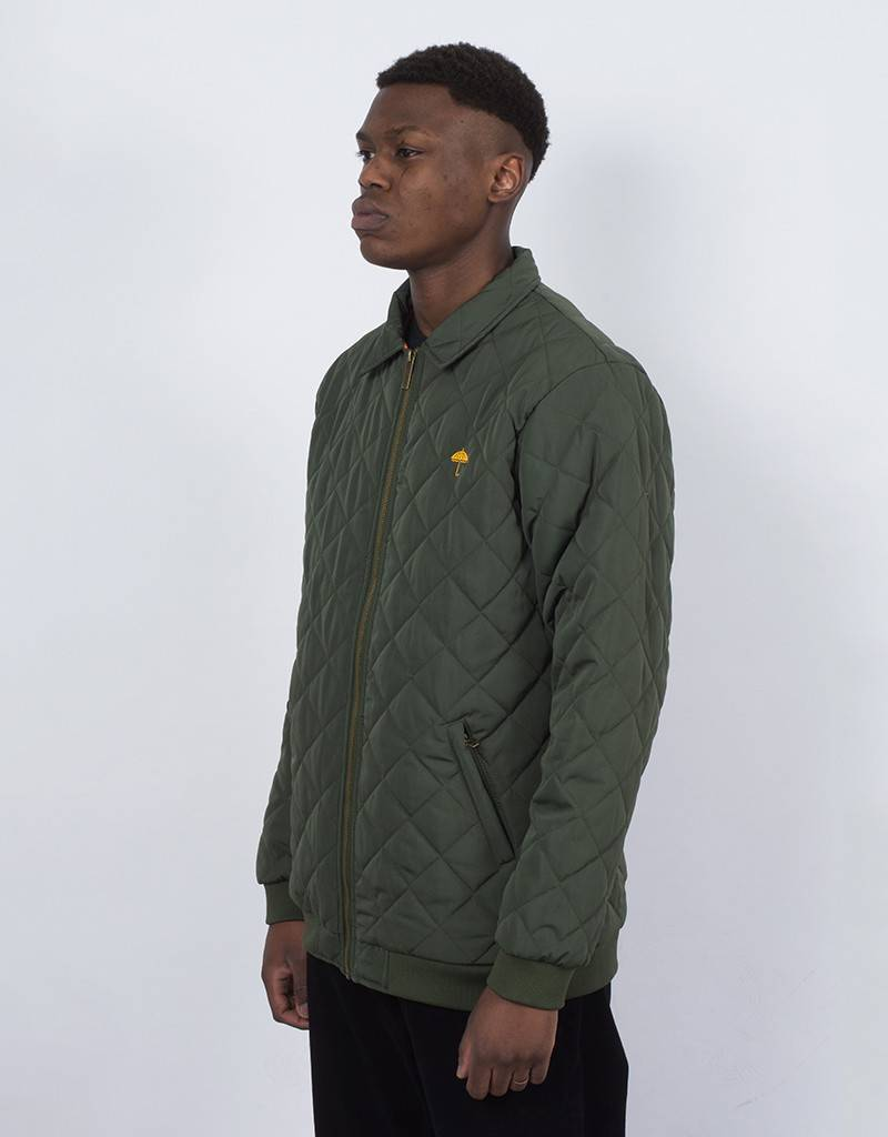 Hélas Jockey Jacket Green