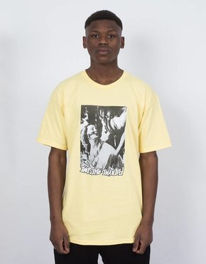 Fucking Awesome Fucking Awesome Le Coeur T-Shirt Banana