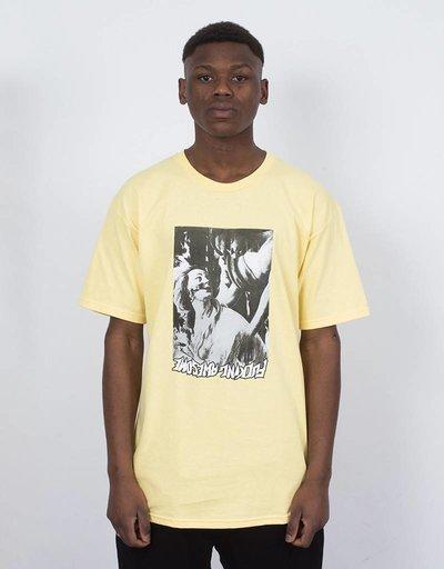 Fucking Awesome Le Coeur T-Shirt Banana
