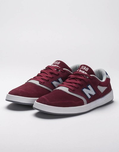 New balance numeric NM598 Ras red/grey