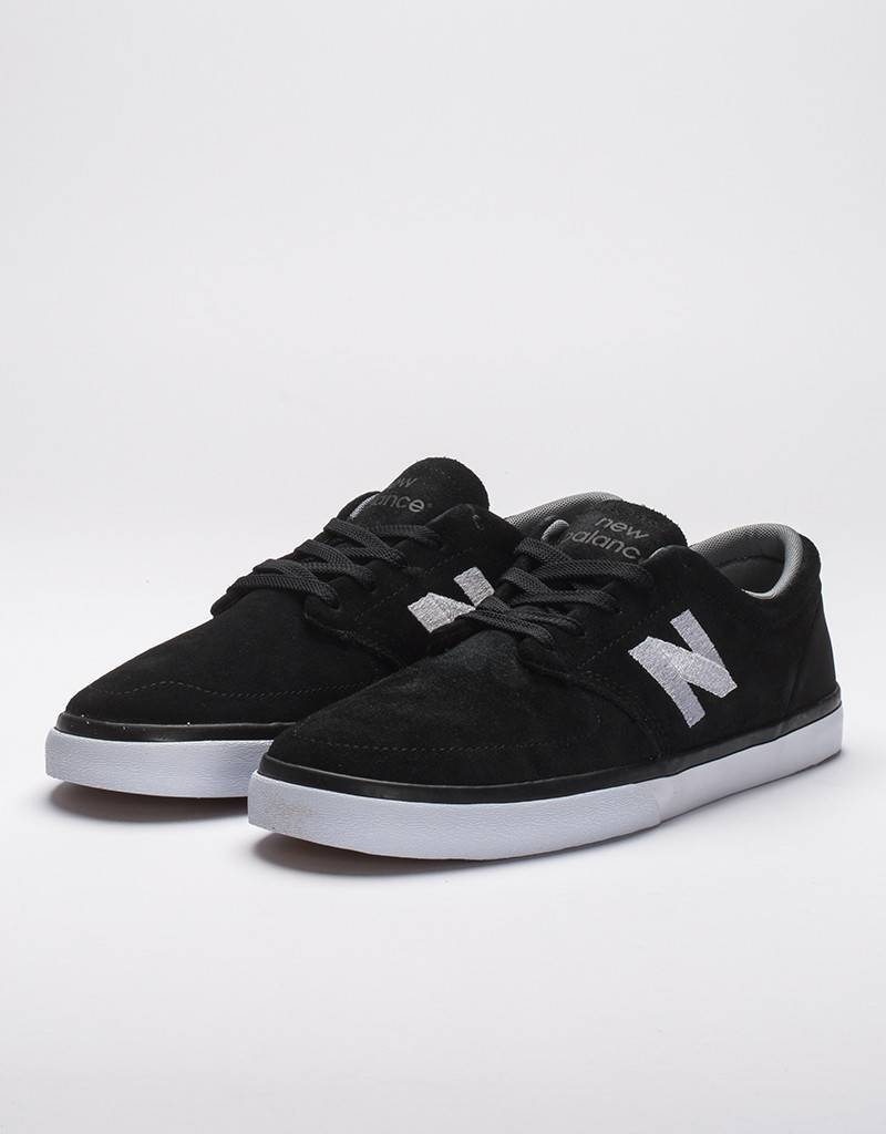 New balance numeric nm345 black/white
