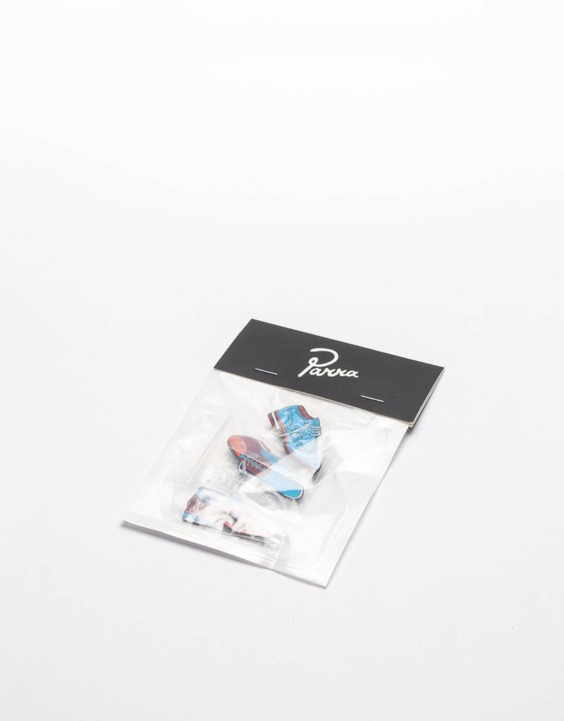 Parra Shoes 3 Pin Set