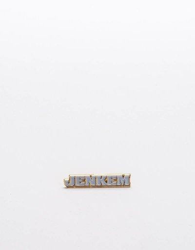 Jenkem Pin Classic Logo
