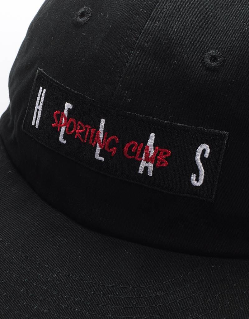 Hélas Sporting Club Cap Black/White