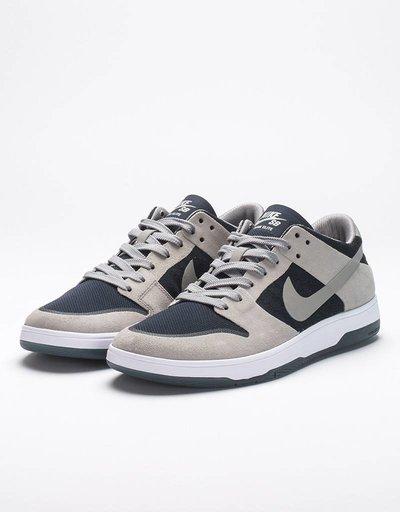 Nike SB zoom dunk low elite grey/obsidian