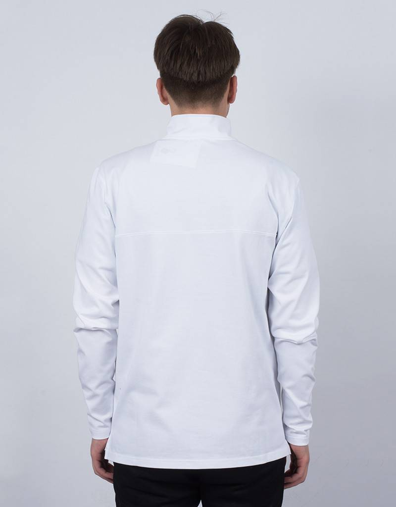 Futur Ace Top Halfzip White/Black