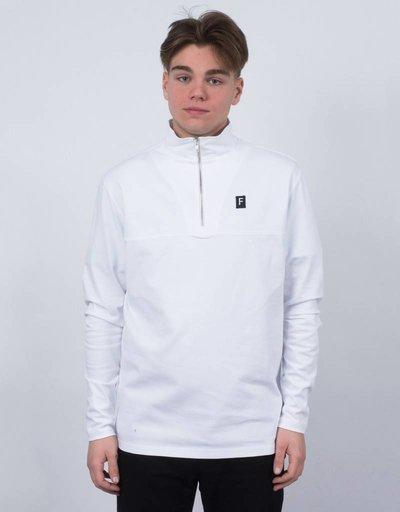 Futur Ace Top Halfzip White/Black