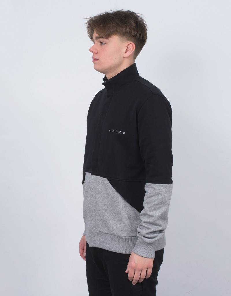 Futur Class A Jacket White/Heather Grey/Black