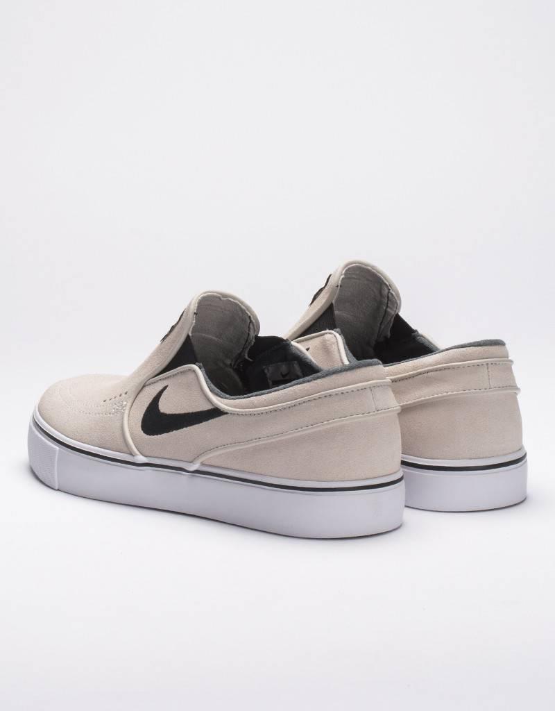 Nike SB Stefan Janoski Slipon Light Bone/Black