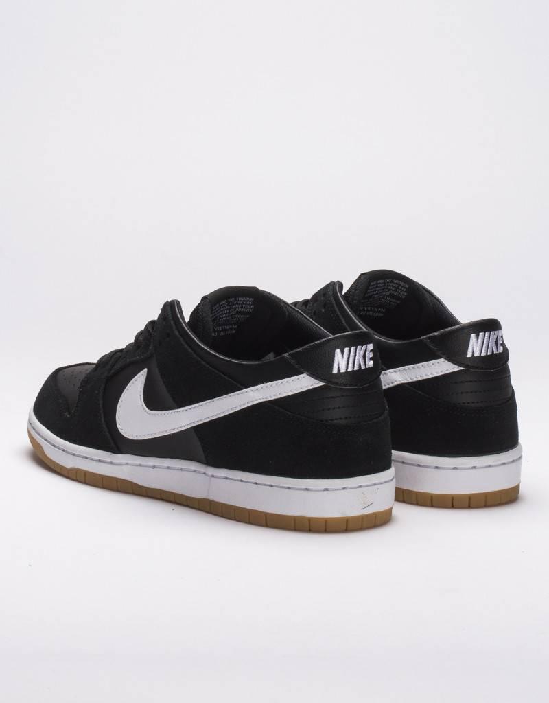 Nike SB Zoom Dunk Low Pro Black/White