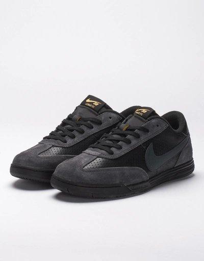 Nike sb X FTC lunar fc black/anthracite