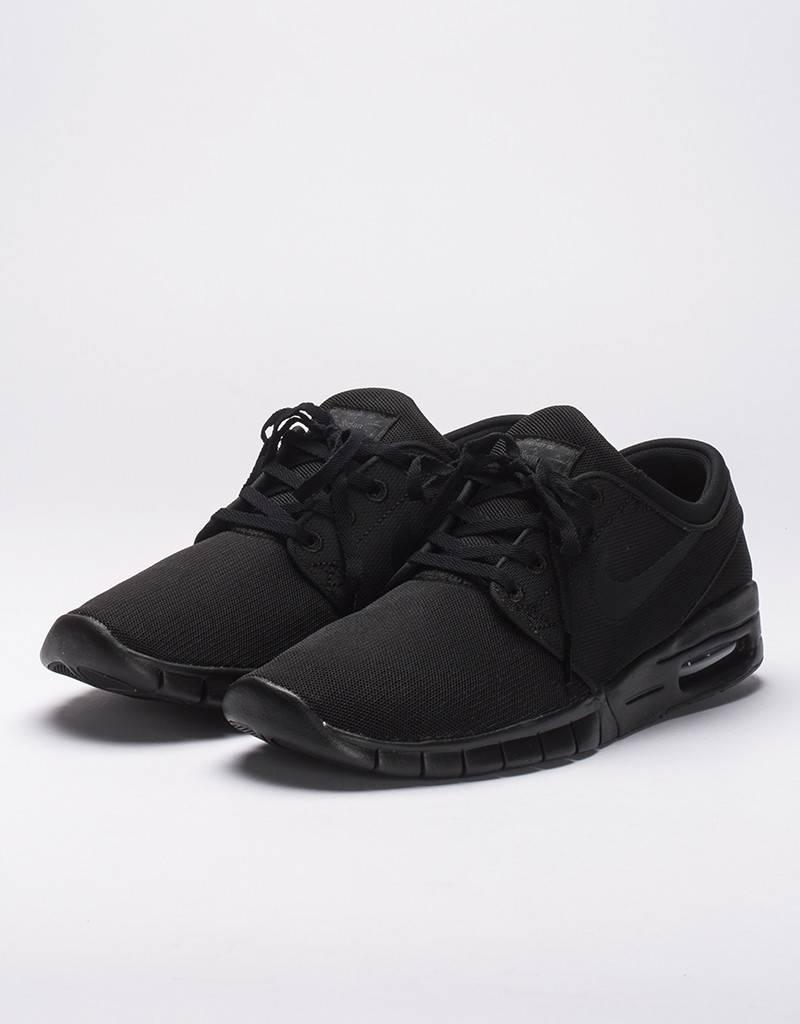 Nike SB Stefan Janoski Max Black/Black