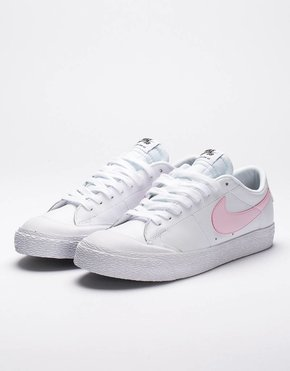 Nike SB Nike SB Blazer Zoom Low XT White/Prism Pink