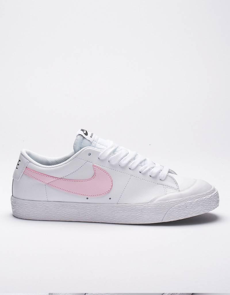 Nike SB Blazer Zoom Low XT White/Prism Pink
