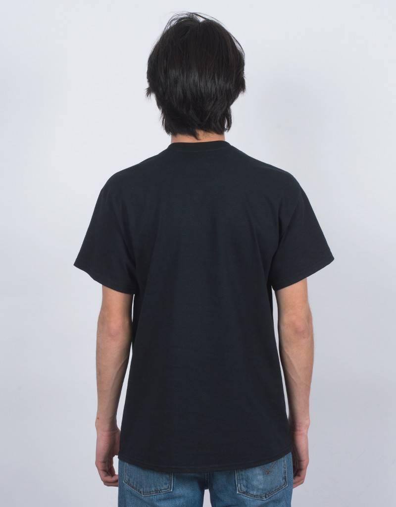 Chrystie Famous Man T-Shirt Black