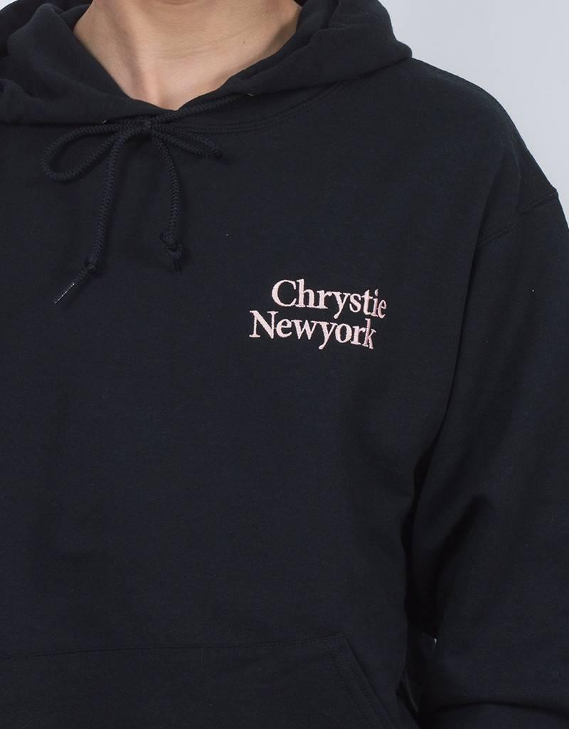 Chrystie Minion Logo Hoodie Black