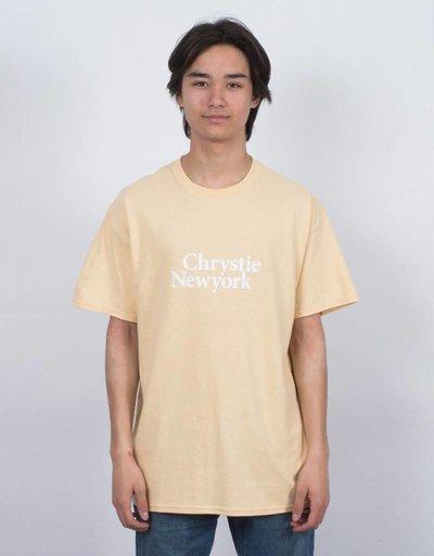 Chrystie Minion Logo T-Shirt Banana
