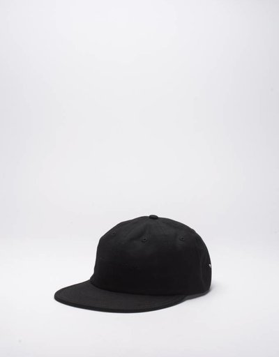 Pop Trading Co Script Flexfoam Cap Black/Black