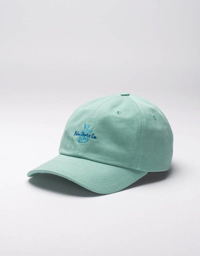 Polar Wavy Skater Cap Dusty Green
