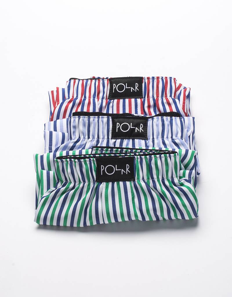 Polar Boxer Shorts 3 Pack Blue/Red/Green