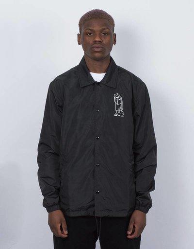 Polar Doodle Alv Jacket Black