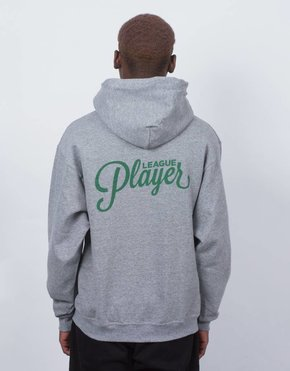 Alltimers Alltimers league player hoody grey
