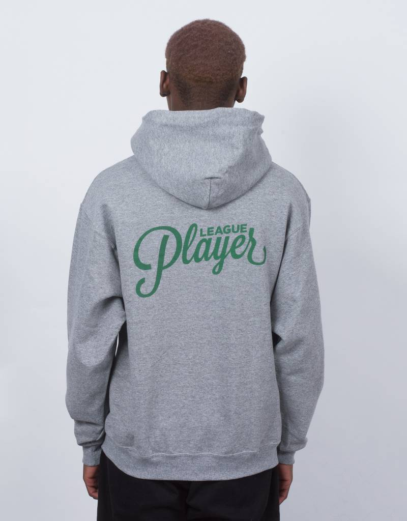 Alltimers league player hoody grey