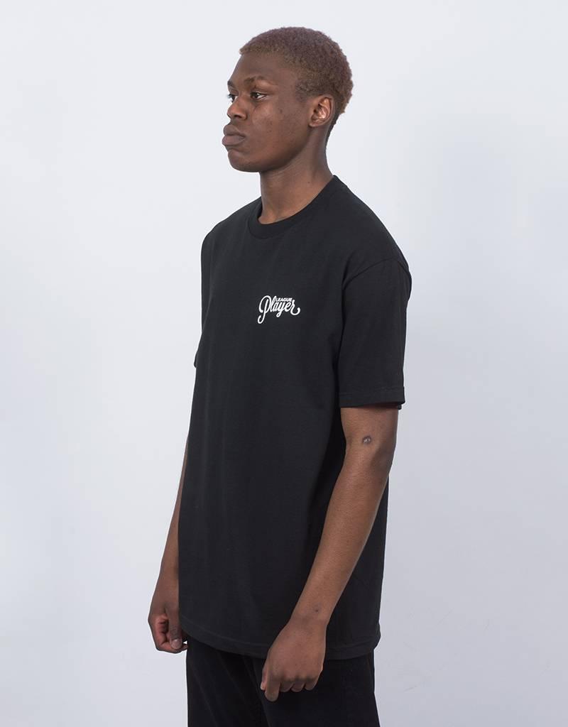 Alltimers logo tee black