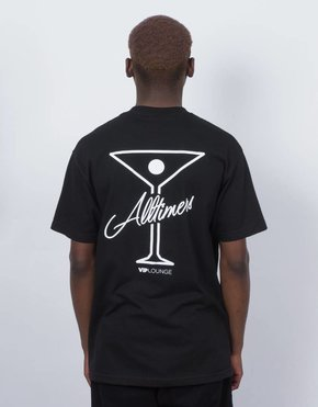 Alltimers Alltimers logo tee black